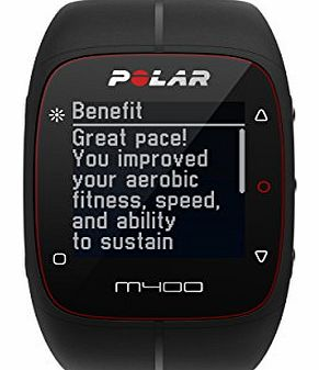 Polar GPS Sports Watch with Heart Rate Monitor - Black