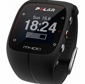Polar M400 Sports Watch with GPS and Heart Monitor