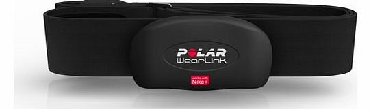 Polar Nike  WearLink 92043571 Chest Strap M to XXL
