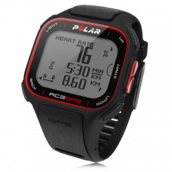 Polar RC3 GPS Heart Rate Monitor GPS Sports