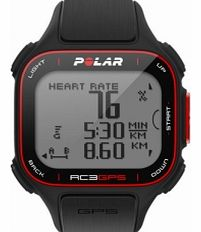 RC3 GPS HR Sports Watch BIKE