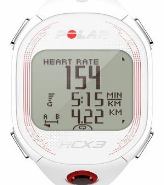 Polar RCX3F GPS Heart Rate Monitor and Sports Watch