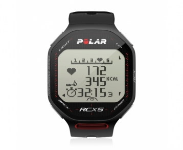 Polar RCX5 Multi GPS Heart Rate Monitor
