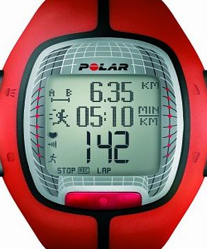 Polar RS300X Orange Heart Rate Monitor