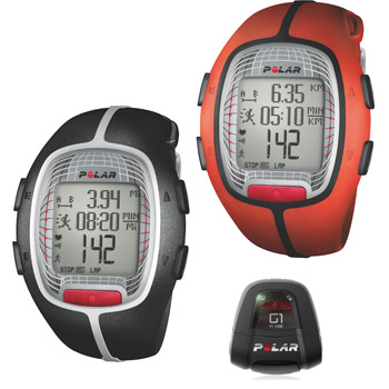 Polar RS300X Running Heart Rate Monitor with GPS
