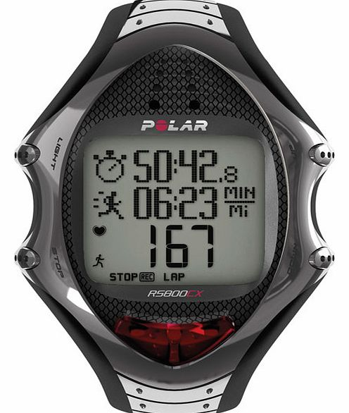 Polar RS800CX N RUN Heart Rate Monitor 90038978