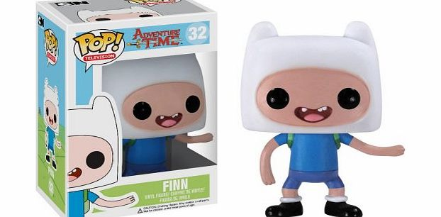 Pop Vinyl Adventure Time Finn Figure Review Compare