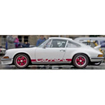 Porsche 911 Carrera RS 2.7 1973 White/Red