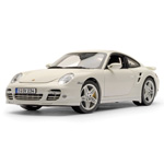 porsche 911 Turbo 2006 White