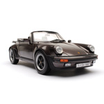 porsche 911 Turbo Cabriolet Brown 1987