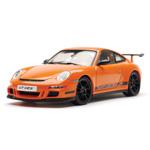 porsche 997 GT3 RS Orange/Black