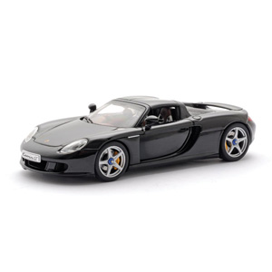 porsche Carrera GT - Black 1:18