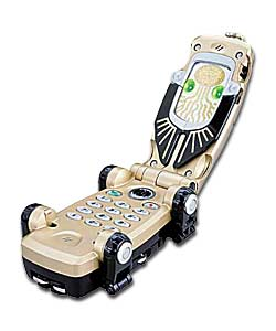 Growl Phone Morpher