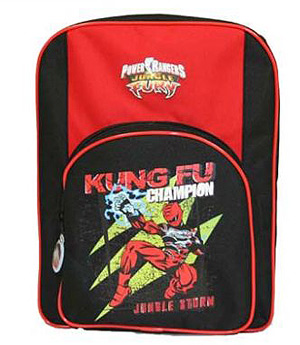 Rangers Jungle Fury Arch Backpack