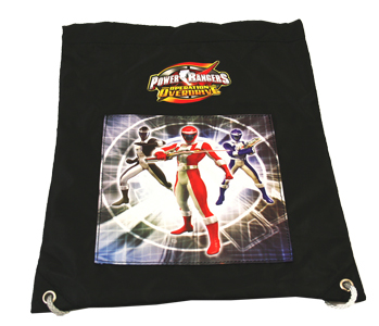Rangers Operation Overdrive Trainer Bag