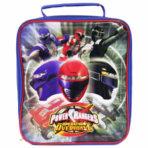 Overdrive Rectangular Lunch Bag