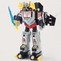 SHADOW FORCE MEGAZORD