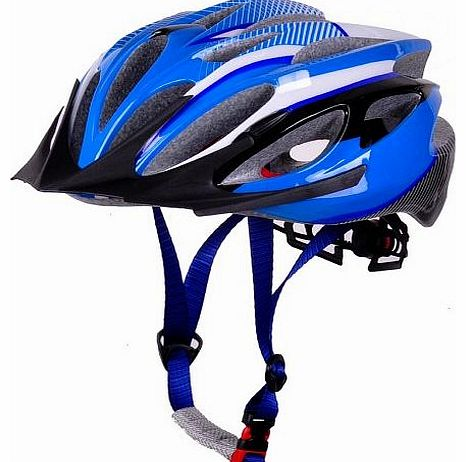 Children/Adult Unisex Sport Skate/Scooter/BMX Helmet 54-59cm (Blue)