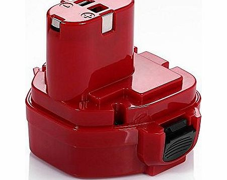 Power Tool Battery 12V 2,0Ah(2000mAh) High capacity battery for Makita 1220 1222 1233 1234 1235 192598-2 192681-5 193981-6 638347-8 638347-8-2 Suitable for Makita 6213D 6217D 6271D 6313D 68