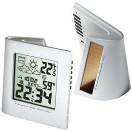 PowerPlus Seal- Solar Powered Weather Station
