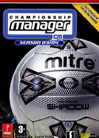 Championship Manager 03/04 Cheats