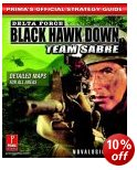 Delta Force Black Hawk Down Team Sabre Cheats