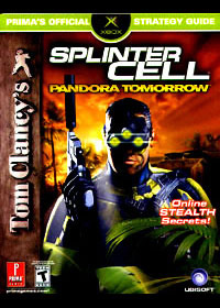 Tom Clancys Splinter Cell Pandora Tomorrow Cheats