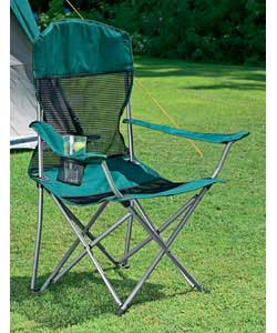 Folding Chair Deluxe Mesh