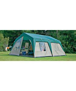 Action Multi-Screen 6 Person Tent