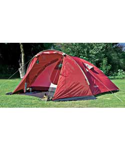River 240 - 4 Person High Dome Tent