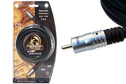 PGA4103 3m Subwoofer Cable
