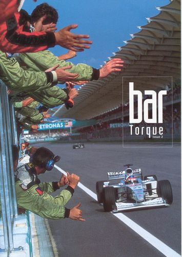 BAR Team Torque Magazine Issue 2