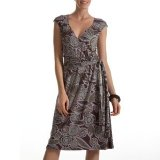 Redoute creation dress printed 6x8