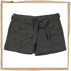 Bosten Shorts Black