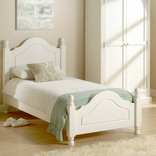 Provence Painted White Bedroom Furniture Provence White Bed Single