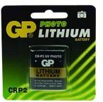 GP 6V LITHIUM CAMERA BATTERY
