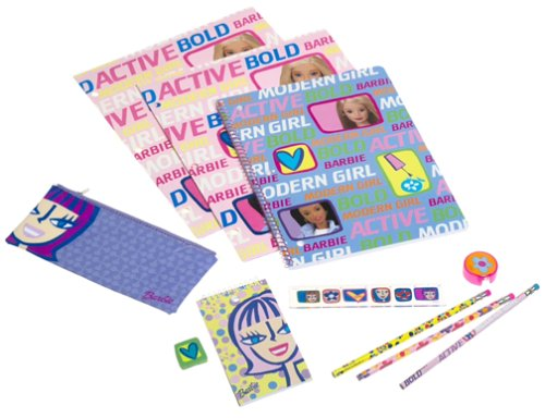 Barbie - Stationery Pack