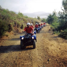Biking from Fethiye - Double Quad (2 persons)