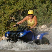 Biking from Marmaris - Double Quad (2