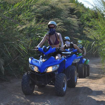 Safari from Alanya - Double Quad (2 persons)