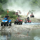 Safari from Antalya - Double Quad (2 persons)