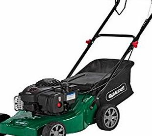 Qualcast Push Petrol Lawnmower - 125CC.