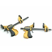 5062Qc Twin Pack Bar Clamps 6In