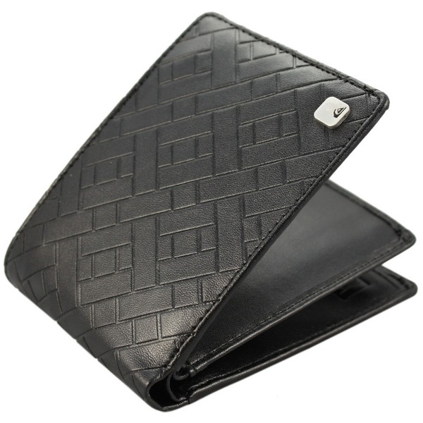 Black Drastic Wallet by