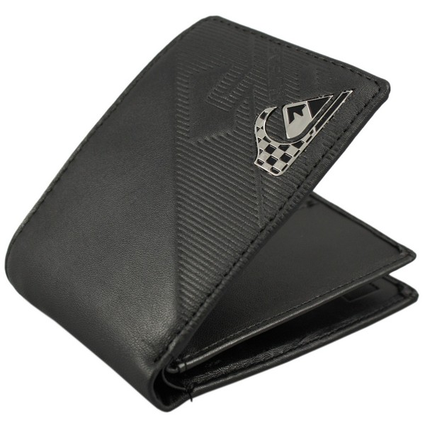 Black Silent Sound Wallet by