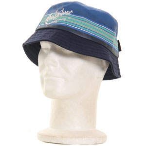 Electronic Shadow Bucket hat - Navy