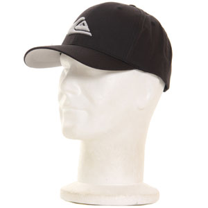 Firsty Adjustable cap - Black