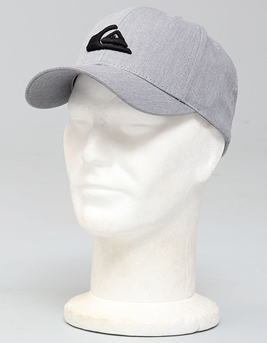 Firsty Adjustable cap - Light Grey