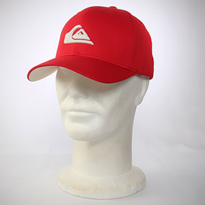 Firsty Adjustable cap - Quik Red