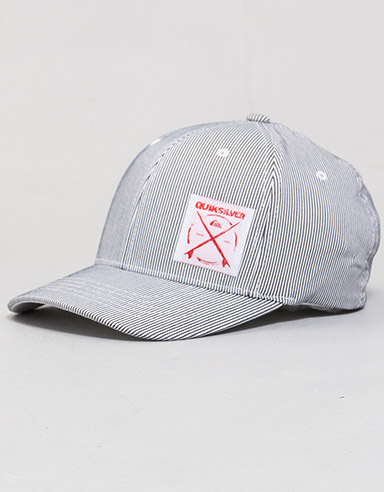 Flex Swallow Flexfit cap - White